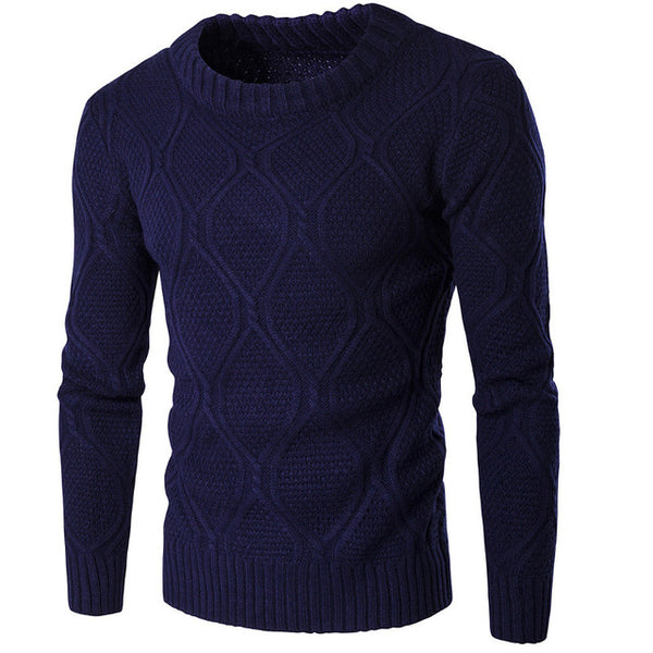 Men's Casual Slim Fit Sweaters