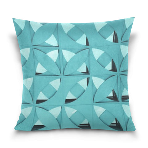 Geometric Design Decorative Throw Pillow