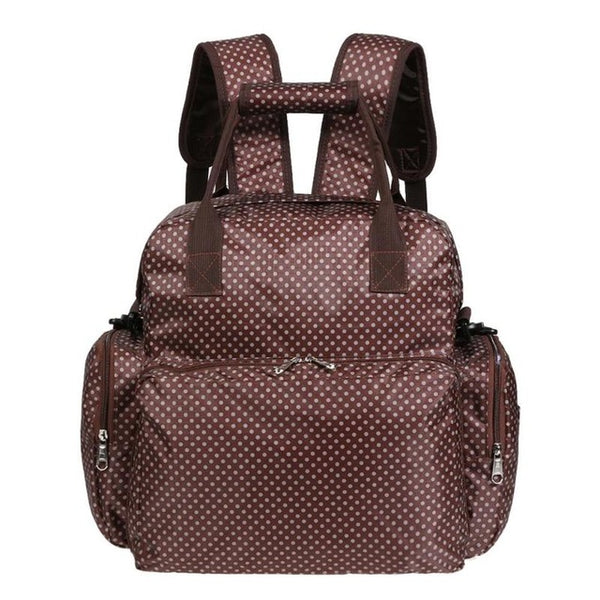 Deluxe Baby Diaper Bag BackPack