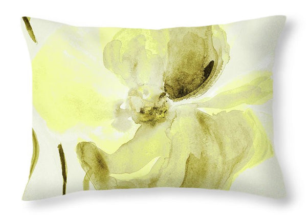 Poppies Decorative Throw Pillow