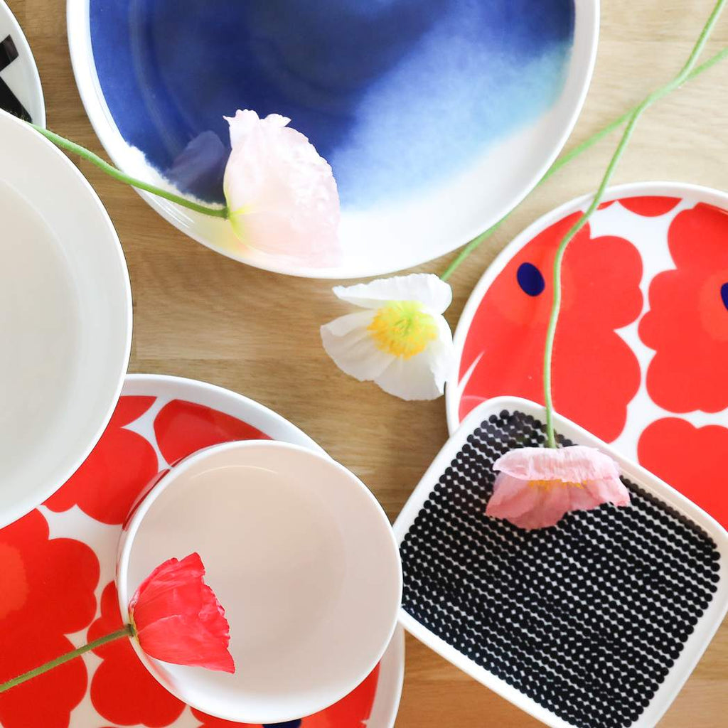 Marimekko ... & CO. || Styling Considerations for when you have company.
