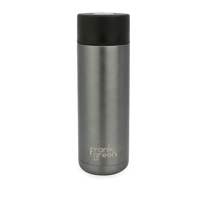 frank green stainless steel insulated water bottle with visa paywave. Afterpay available.