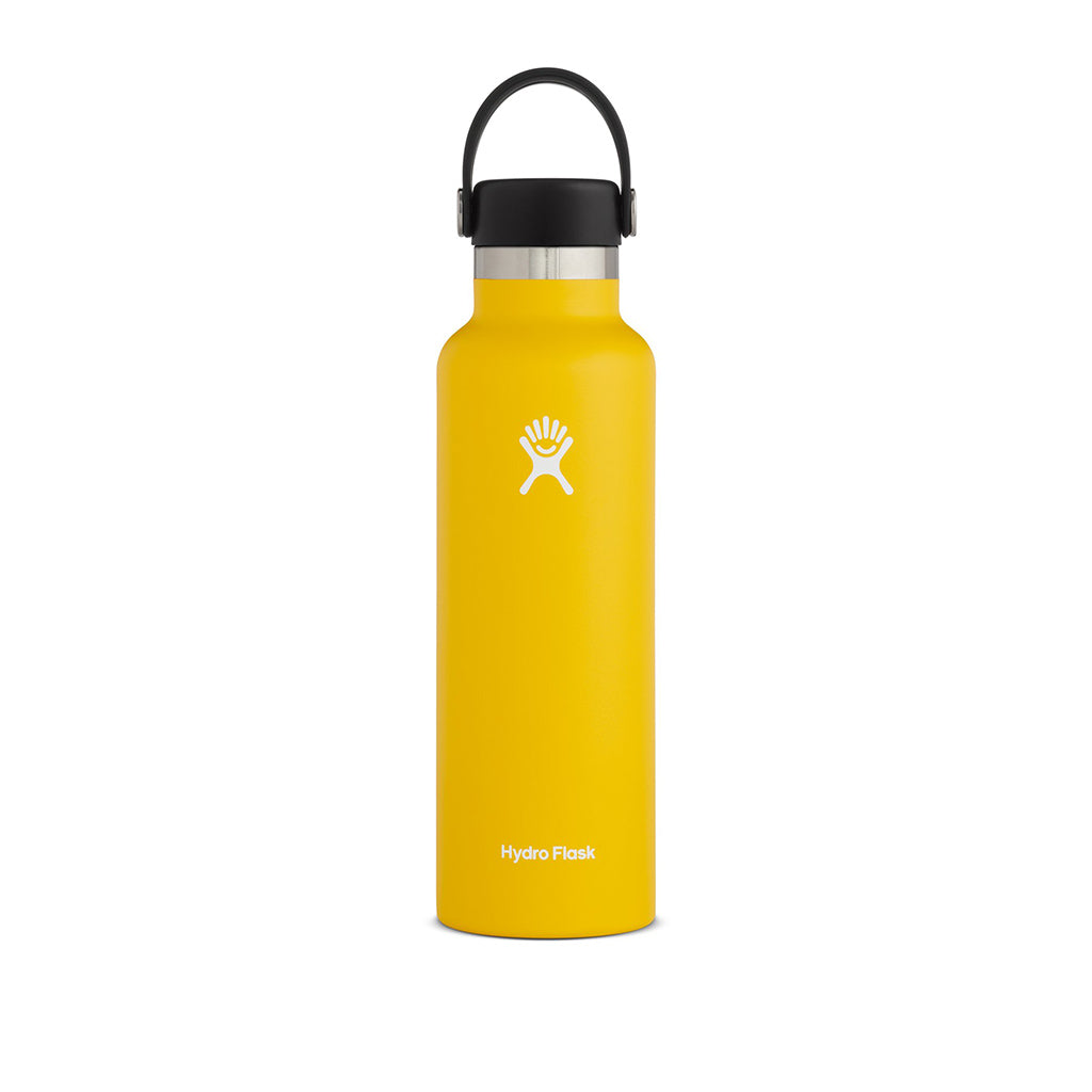 Hydro Flask - 21oz Standard Mouth - Sunflower