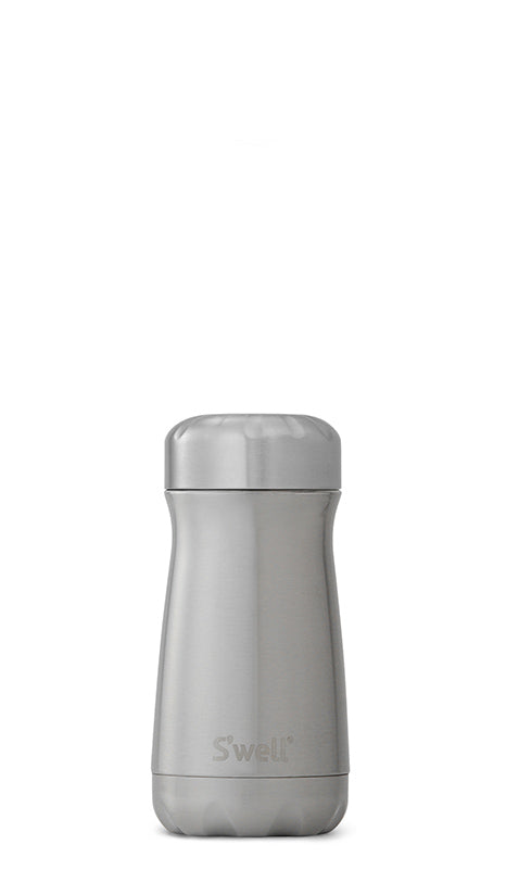 S'Well - Traveller - Shimmer Collection - Silver Lining - 350ml