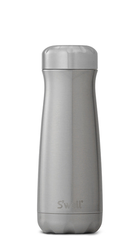 S'Well - Traveller - Shimmer Collection - Silver Lining - 590ml