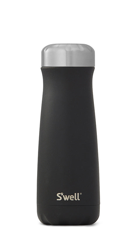 S'Well - Traveller - Stone Collection - Onyx - 590ml