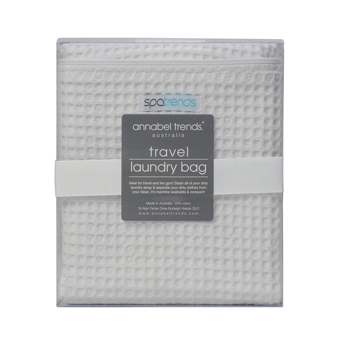 Annabel Trends - Laundry Bag - Waffle