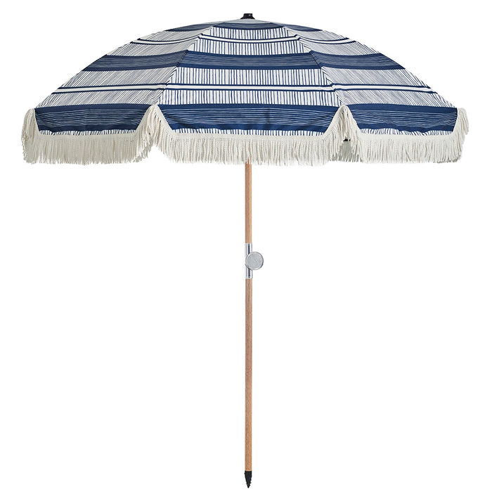 Basil Bangs - Beach Umbrella - Atlantic