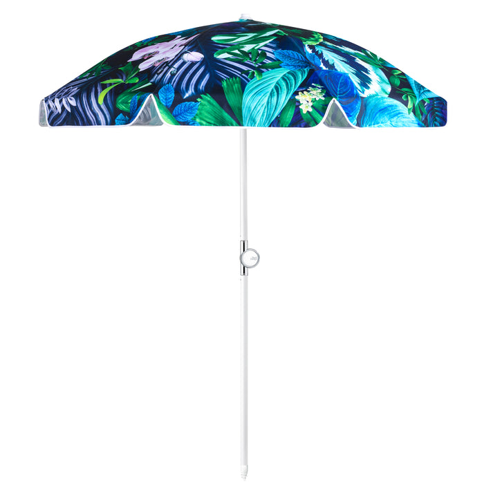 Basil Bangs Beach Umbrella Botanica