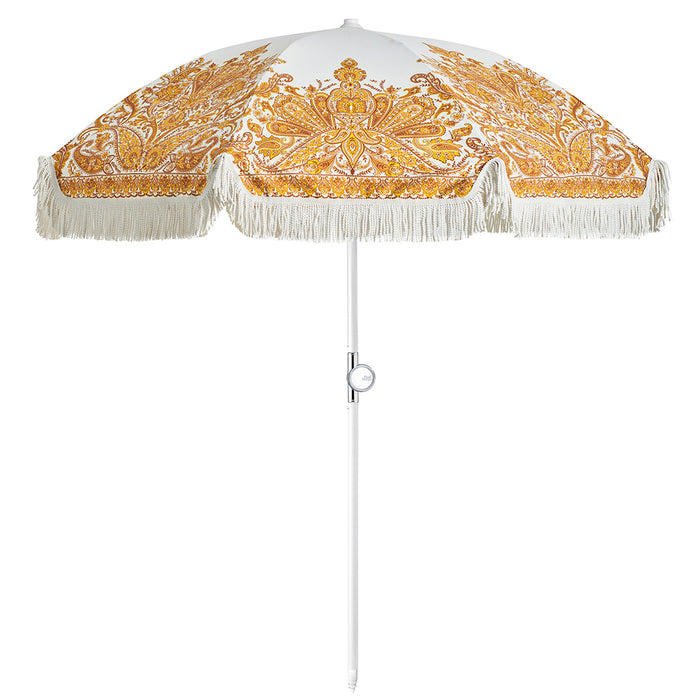 Basil Bangs - Beach Umbrella - Delphi