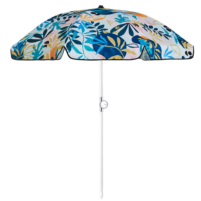 Basil Bangs - Beach Umbrella - Eden