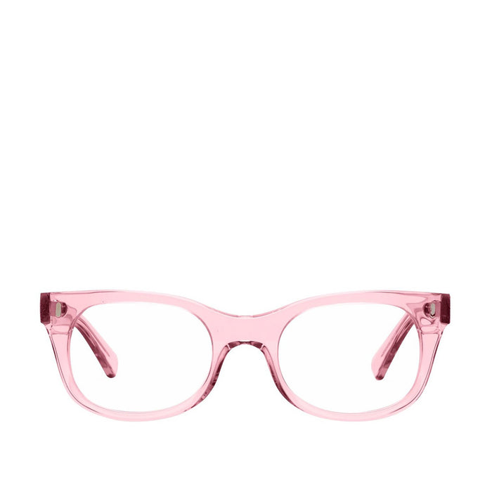 Caddis - BIXBY Reading Glasses - Clear Pink