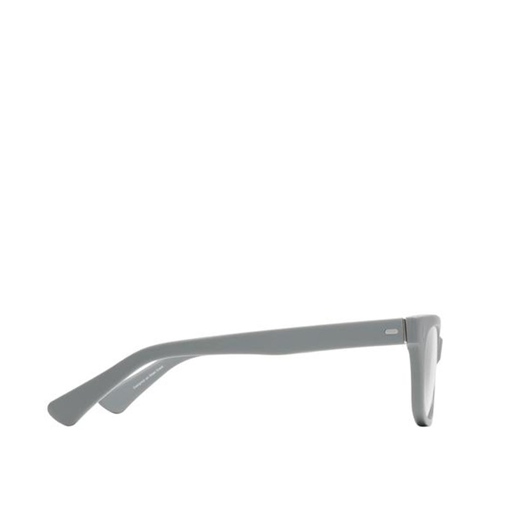 CADDIS Bixby matte putty grey reading glasses