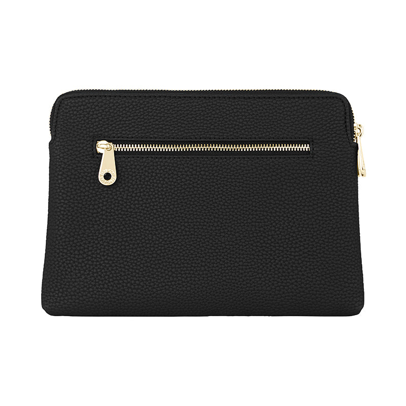 Elms & King Double Bowery Bag Black Afterpay available