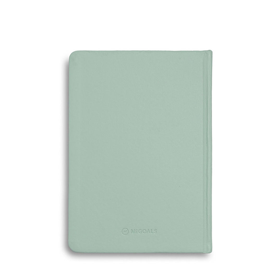 MiGoals - 2020 Classic Diary - A5 Hard Cover - Mint