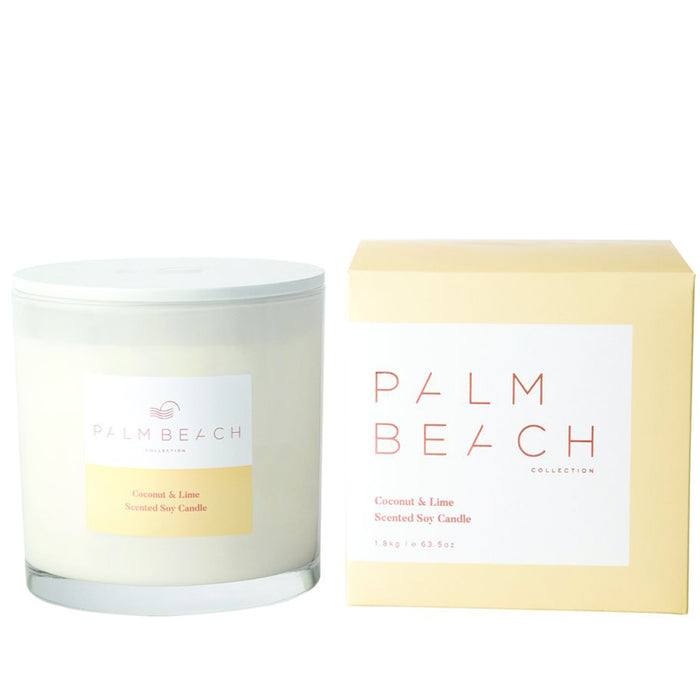 Palm Beach Collection - Deluxe Candle - Coconut & Lime