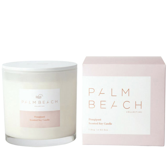 Palm Beach Collection - Deluxe Candle - Frangipani