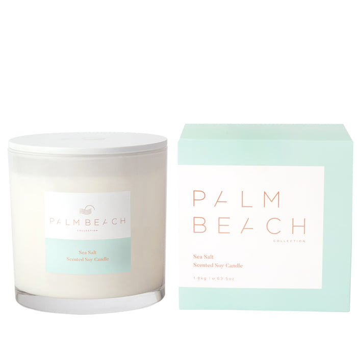 Palm Beach Collection - Deluxe Candle - Sea Salt