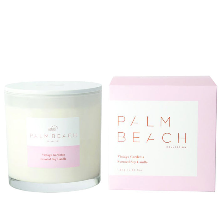 Palm Beach Collection - Deluxe Candle - Vintage Gardenia