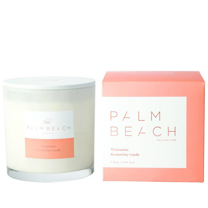 Palm Beach Collection - Deluxe Candle - Watermelon