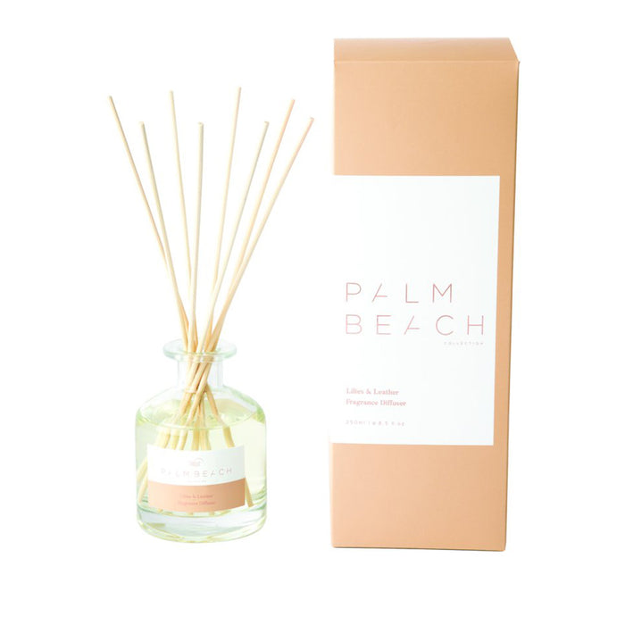 Palm Beach Collection - Diffuser - Lilies & Leather