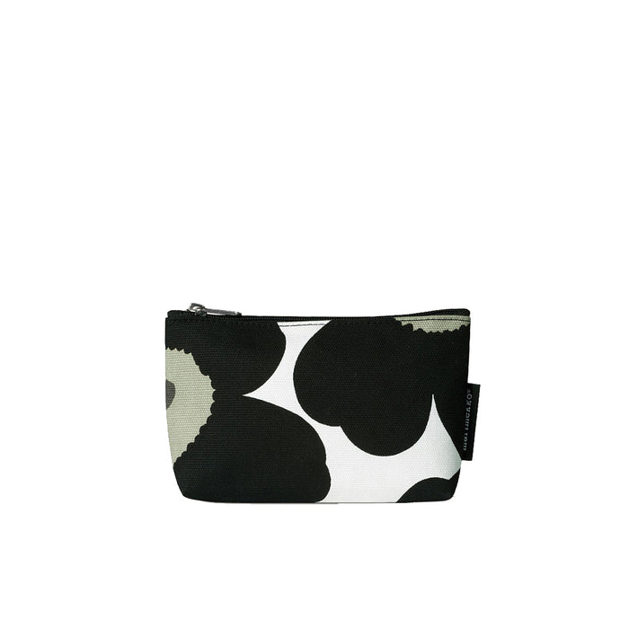 Marimekko - Eelia Unikko Cosmetic Bag - White & Black