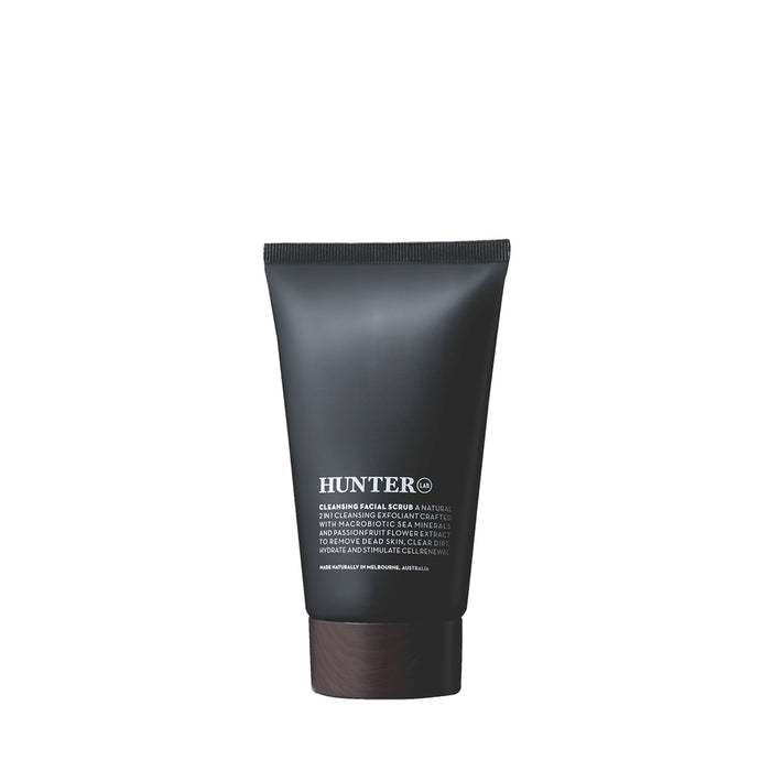 Hunter Lab - Cleansing Facial Scrub