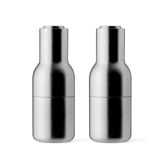 Menu - Bottle Grinder - Brushed Steel