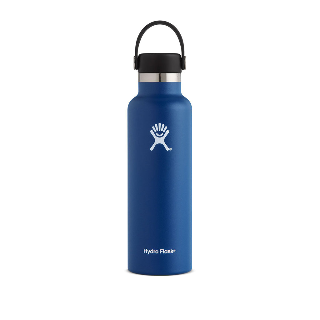Hydro Flask 21oz Standard Mouth Insulated Bottle Cobalt