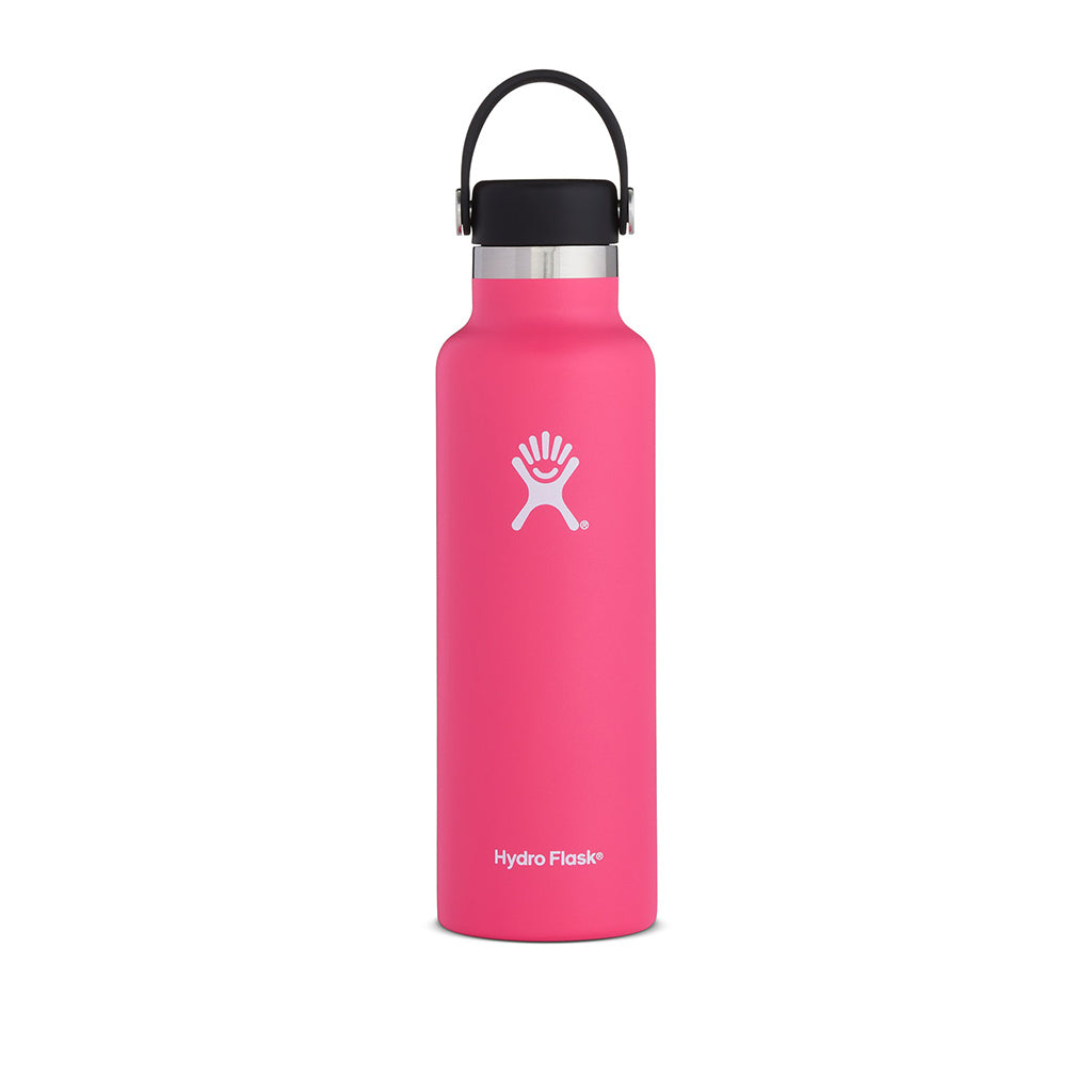 Hydro Flask 21oz Standard Mouth Insulated Bottle Watermelon