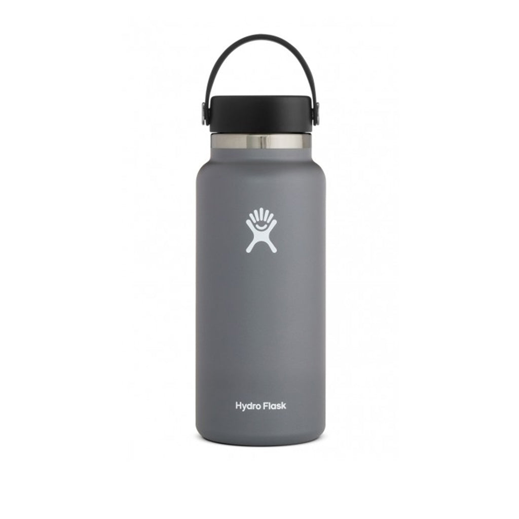 Hydro Flask 32oz Wide Mouth Insulated Bottle Stone