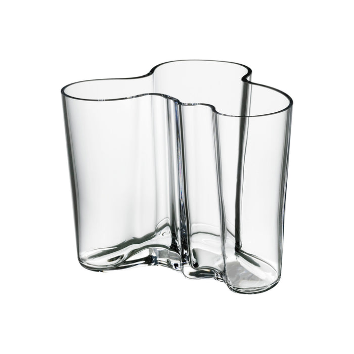 Iittala - Alvar Aalto Collection vase - 120 mm - Clear