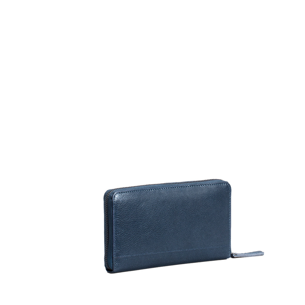 Elk Idre Wallet Steel Blue