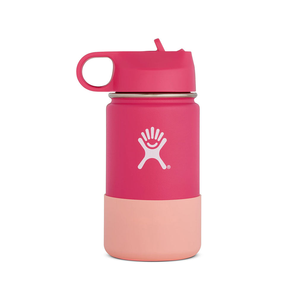 Hydro Flask 12oz Kids Insulated Water Bottle Watermelon