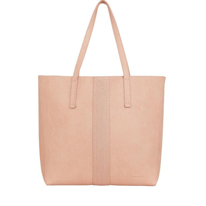 Elms & King - Lexington Shopper - Nude Pebble