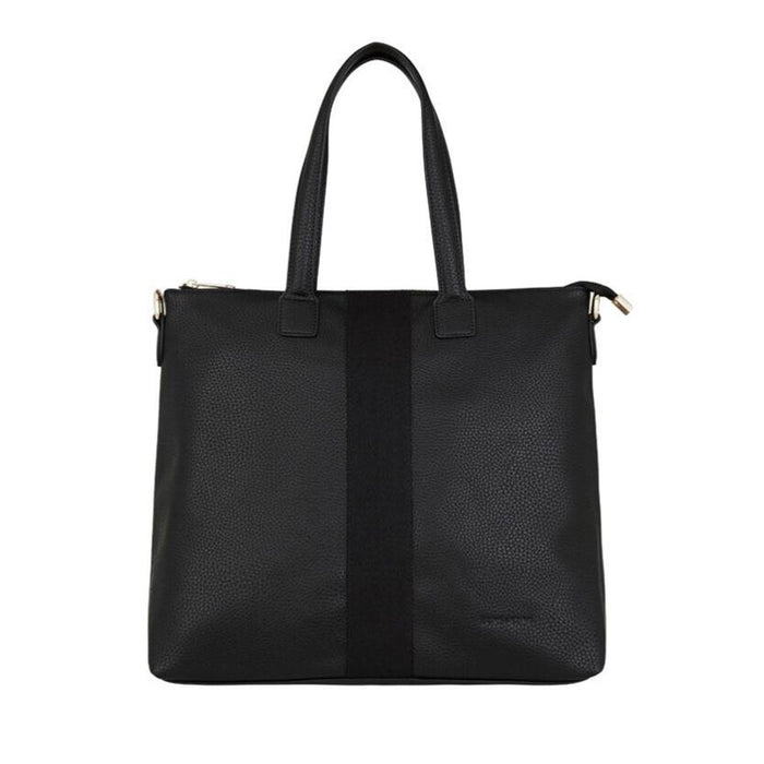 Elms & King - Lexington Zip Tote - Black