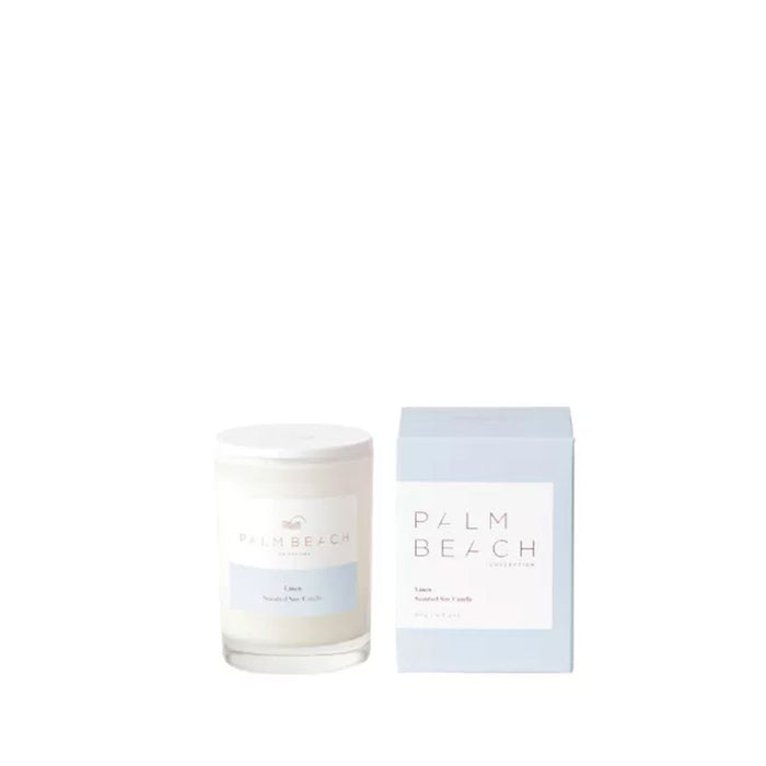 Palm Beach Collection - Mini Candle - Linen