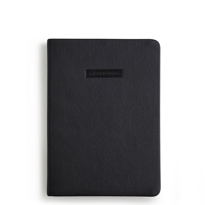 MiGoals - Gratitude Journal - B6 - Black