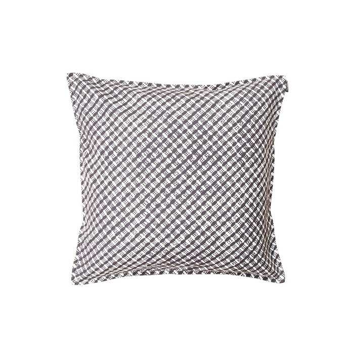 Marimekko - Kopeekka Cushion 50x50cm - Grey and White