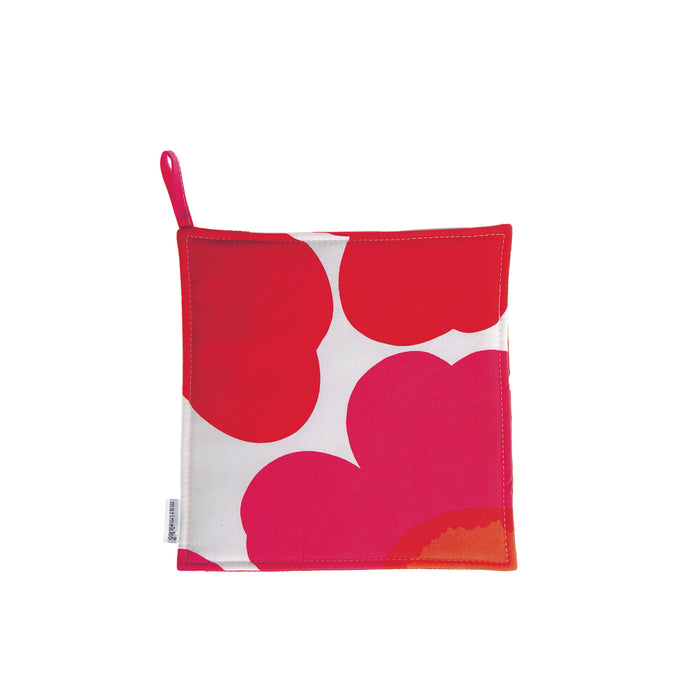 Marimekko - Pieni Pot Holder - White & Red