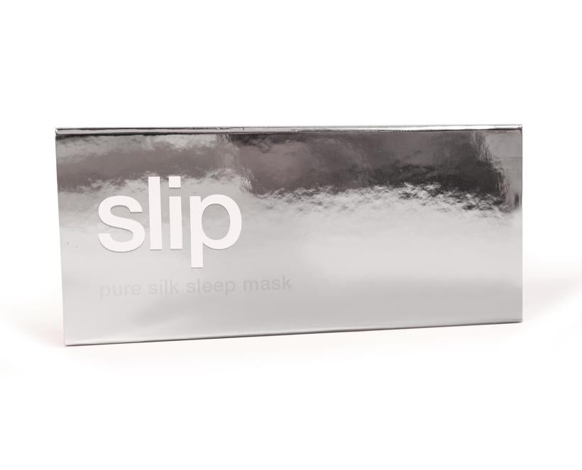 Slip Sleep Mask - Silver - Available to purchase in store only