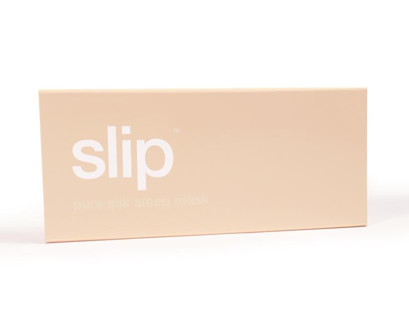 Slip Silk Sleep Mask Caramel