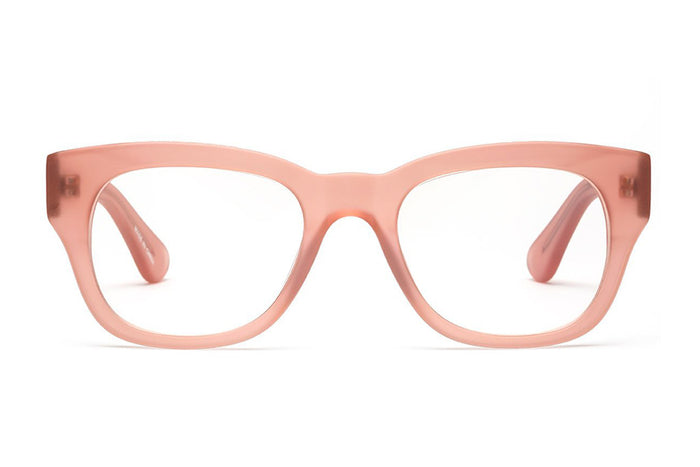 CADDIS - Miklos Reading Glasses - Matte Pink