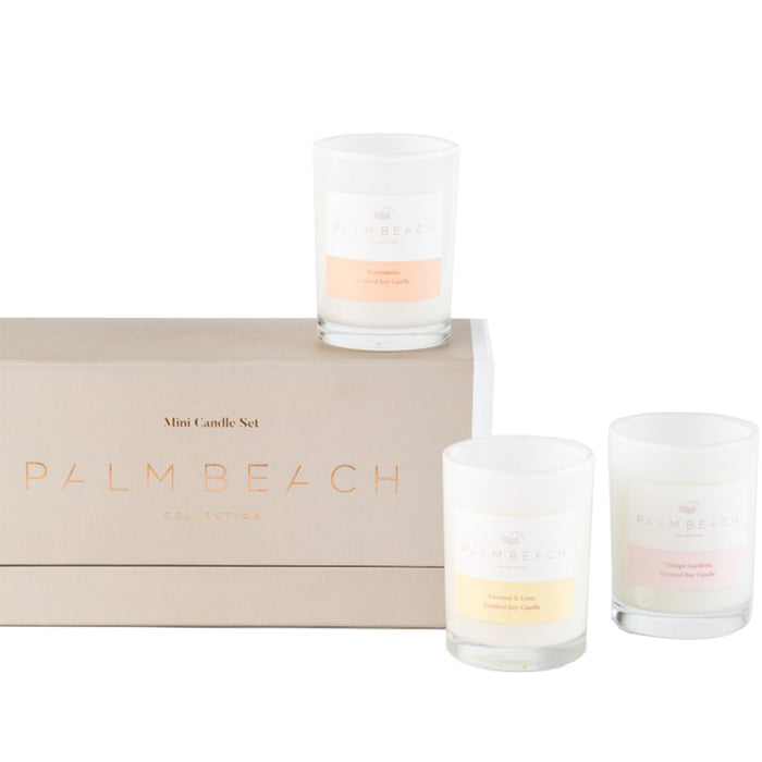 Palm Beach Collection - Mini Candle Gift Pack