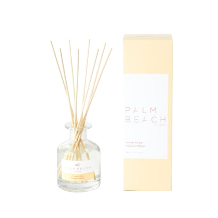 Palm Beach Collection - Mini Diffuser - Coconut & Lime