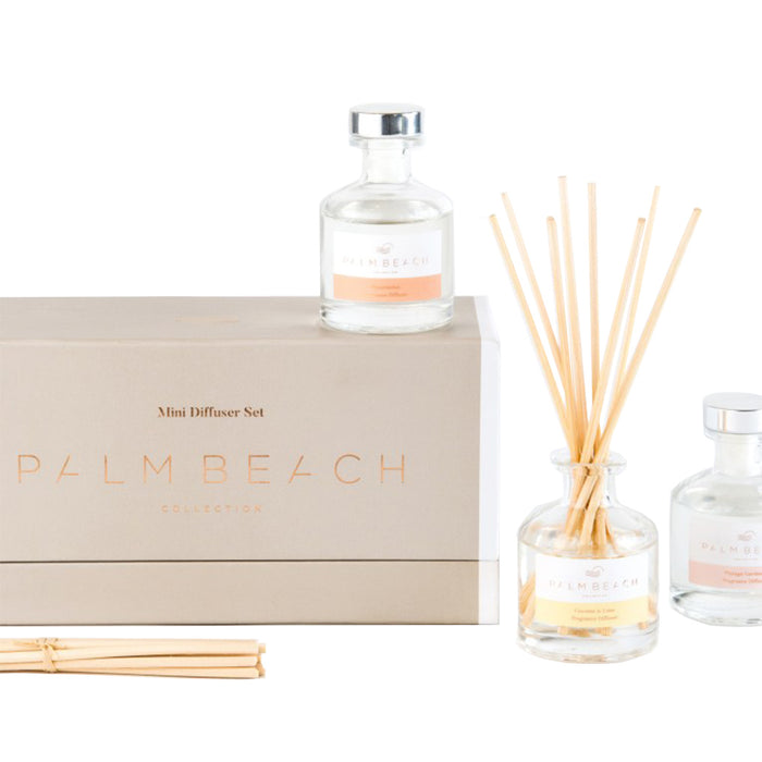Palm Beach Collection - Mini Diffuser 3 Pack