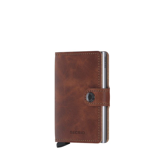 Secrid - Miniwallet - Vintage Brown