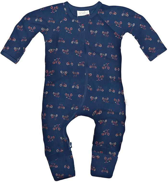 Toshi - Long Sleeve Onesie – Easy Rider