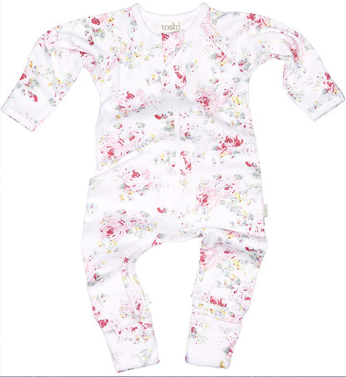 Toshi - Long Sleeve Onesie – Evie