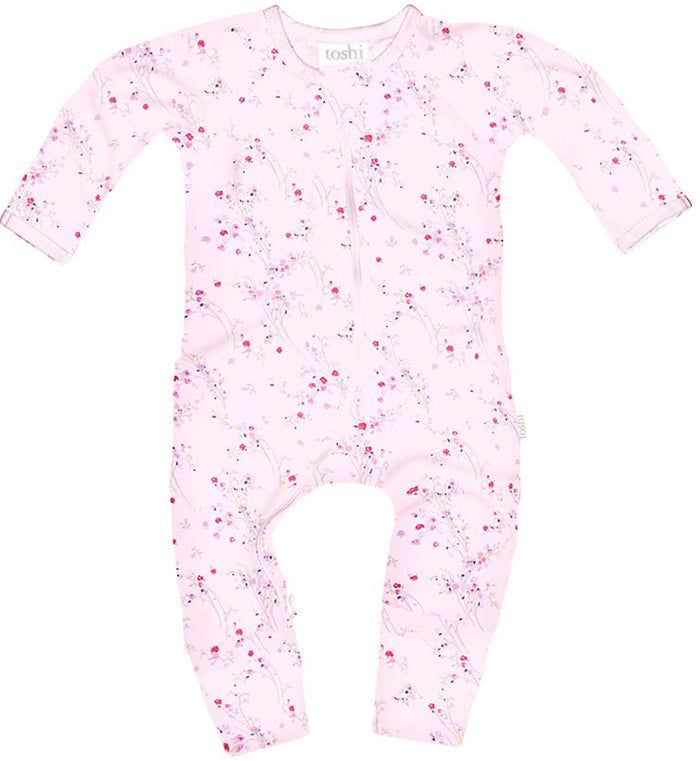 Toshi - Long Sleeve Onesie – Holly